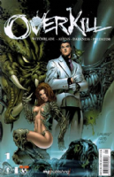 Overkill #1 (of 2) - Witchblade/Aliens/Darkness/Predator